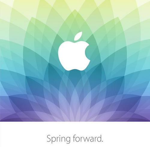 Apple Spring forward. 2015