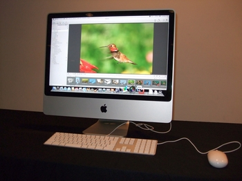 New iMac (Early 2008)