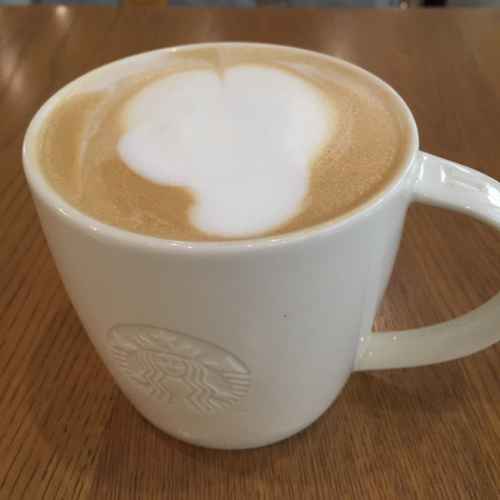 New Starbucks Latte